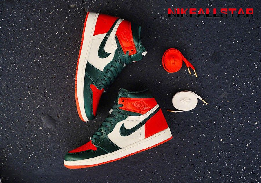 86ddb00ccd8 SoleFly x Air Jordan 1 「Art Basel Miami」 Online Sale wholesale Nike