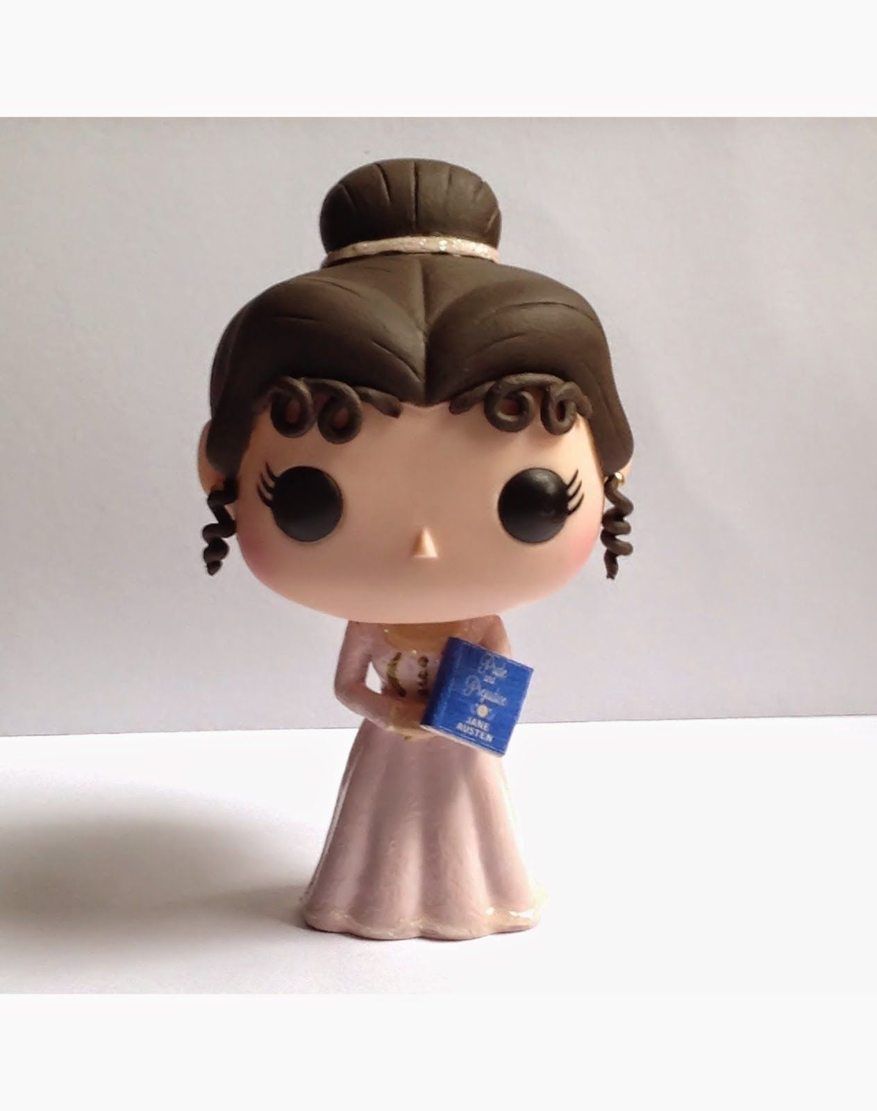 To Swoon Or Not To Swoon: Funko Pop: My 2nd Custom Pop I ...