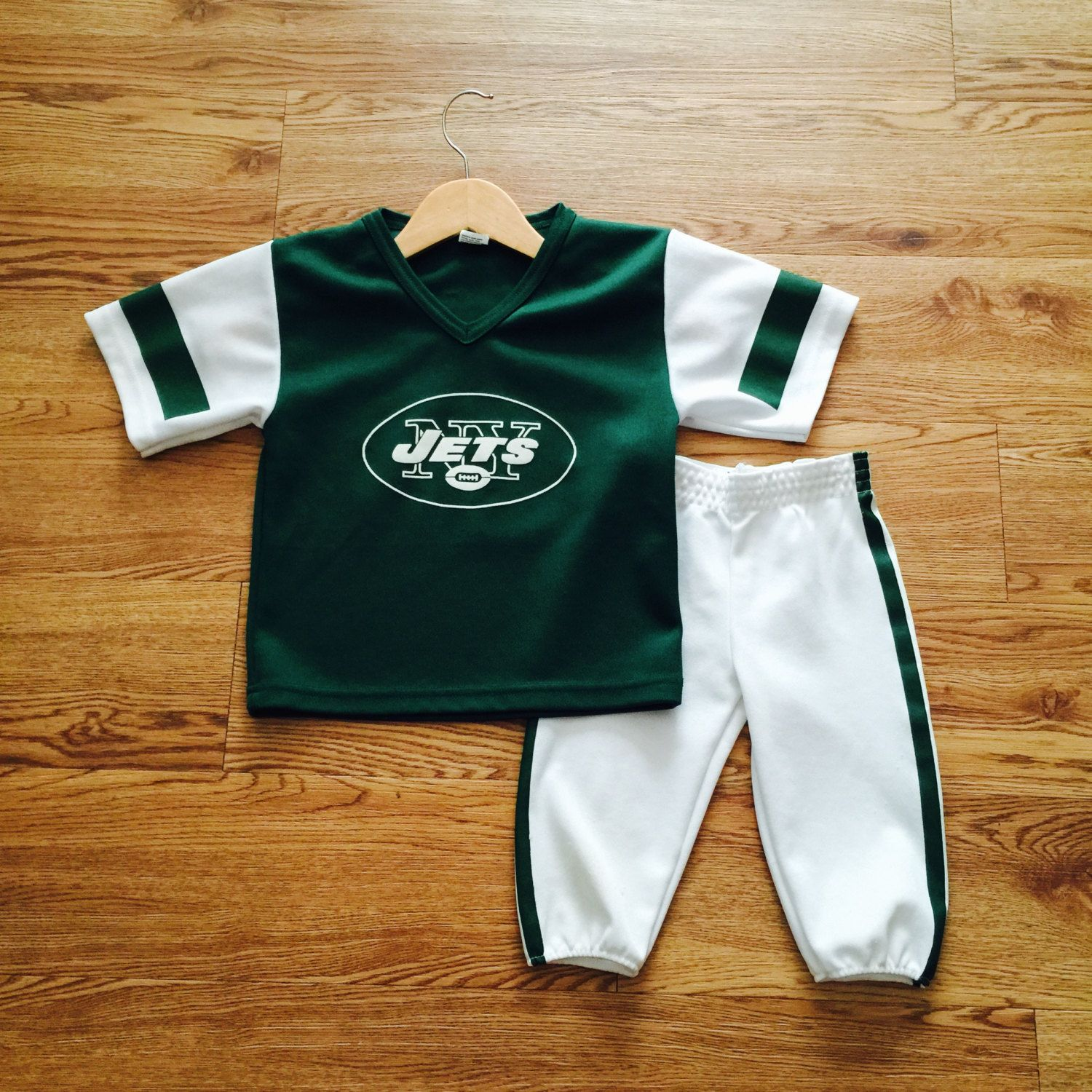 Vintage New York Jets NFL Football Franklin Set by VNTGvault on Etsy ... b71873ade