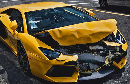 """Cash For Late Model Accident Vehicles. """"No Title, No"""