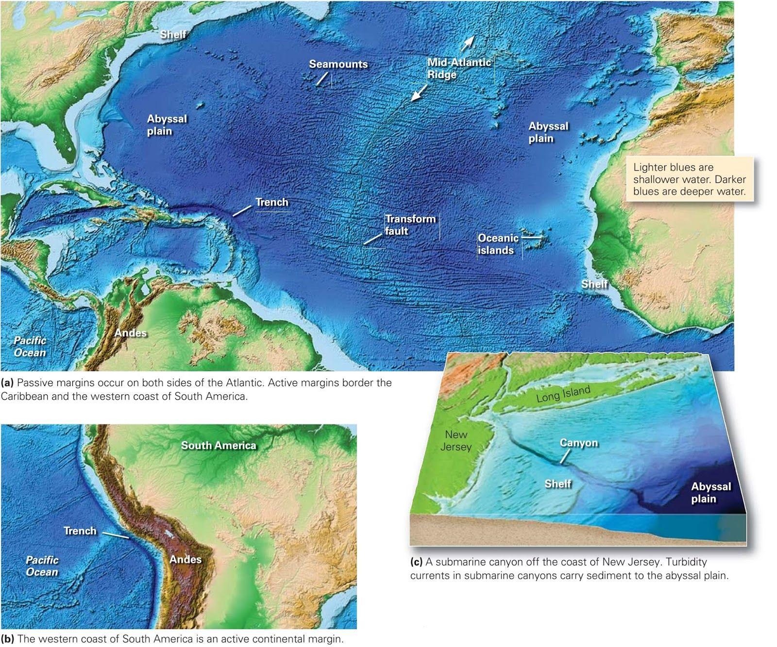 A Blog About Geology Geologische Tijden