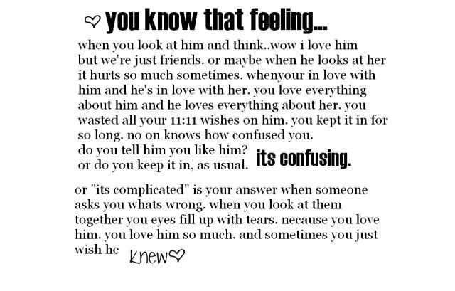 Its Confusing Cute Love Quotes For Him Like You Quotes Love