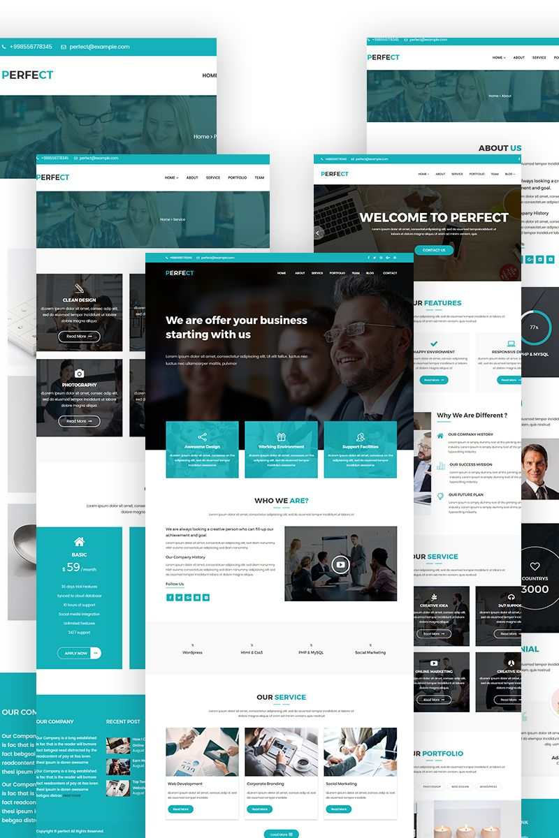 40 best wordpress business themes wordpress and business 40 best wordpress business themes wordpress wordpresstheme wptheme wordpressthemes design cheaphphosting Images