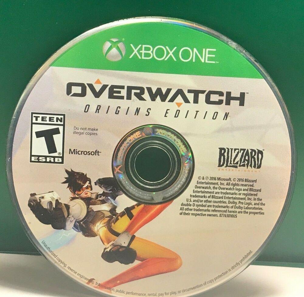 Overwatch Disc