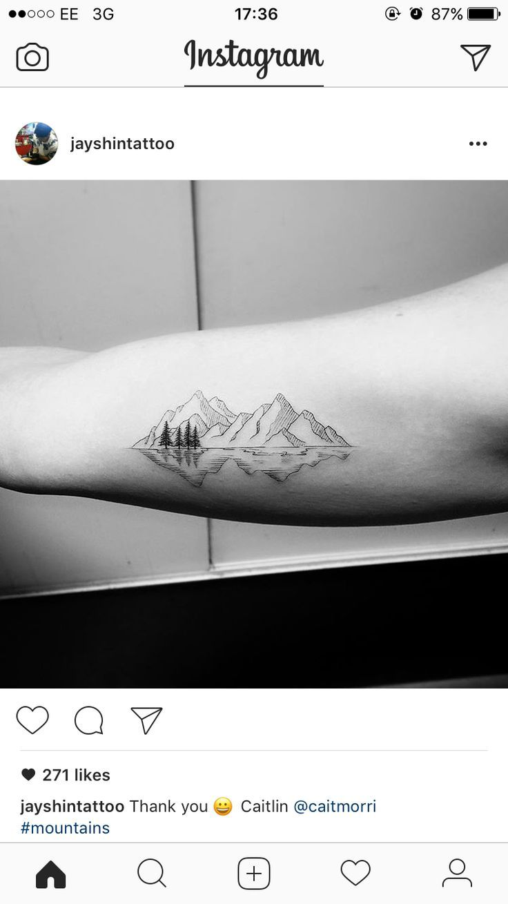 Photo of Nature tattoo
