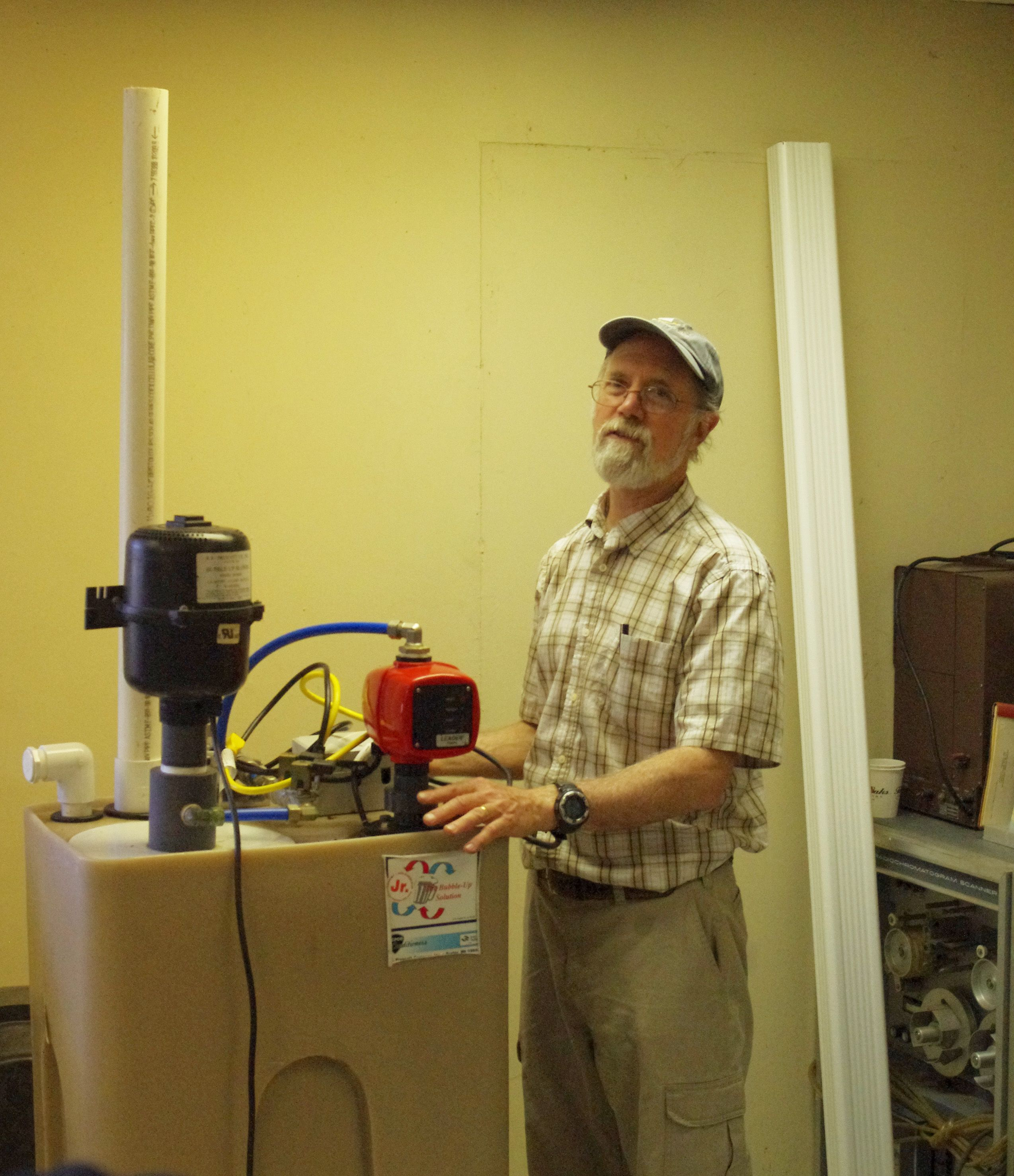 Radon Mitigation System Tools At Rutgers Radon Mitgation Course Radon Radonmeasurement Radonmitigation Nrpp Nrsb Indoor Air Quality Indoor Air Air Quality
