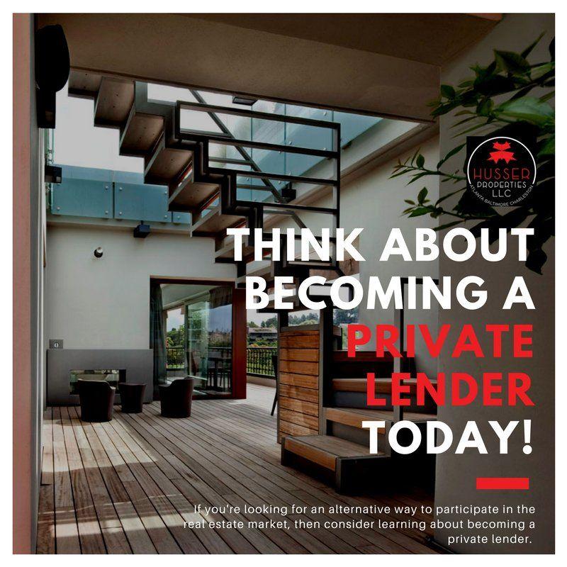 Shateka Husser On Twitter Selling Real Estate Selling House Private Lender