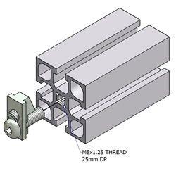 MiniTec T-Slotted Aluminum Extrusions  Modular Aluminum
