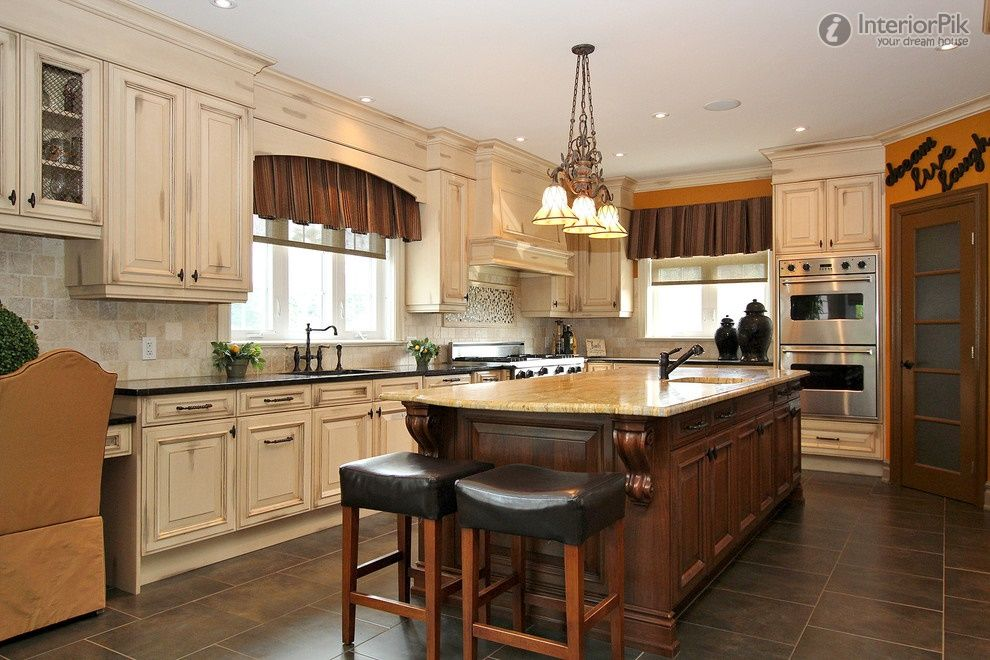 Get Inspiration About Combination European Style Kitchen Cabinets