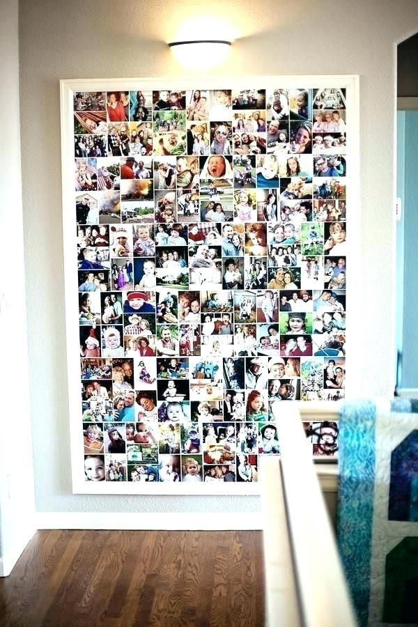 Family Photo Collage Idea Wall Collage Picture Wall Picture Collage