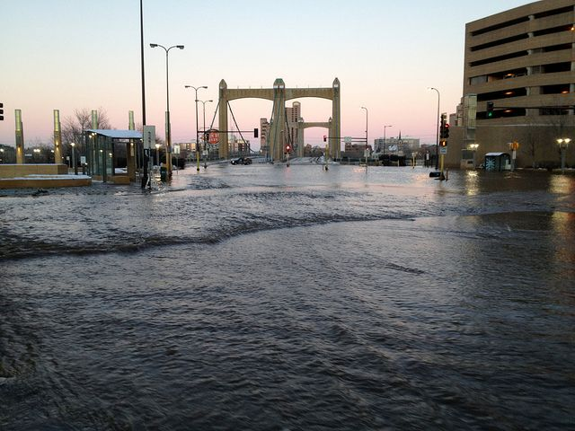 Our Collection Of Photos From Yesterday S Minneapolis Water Main