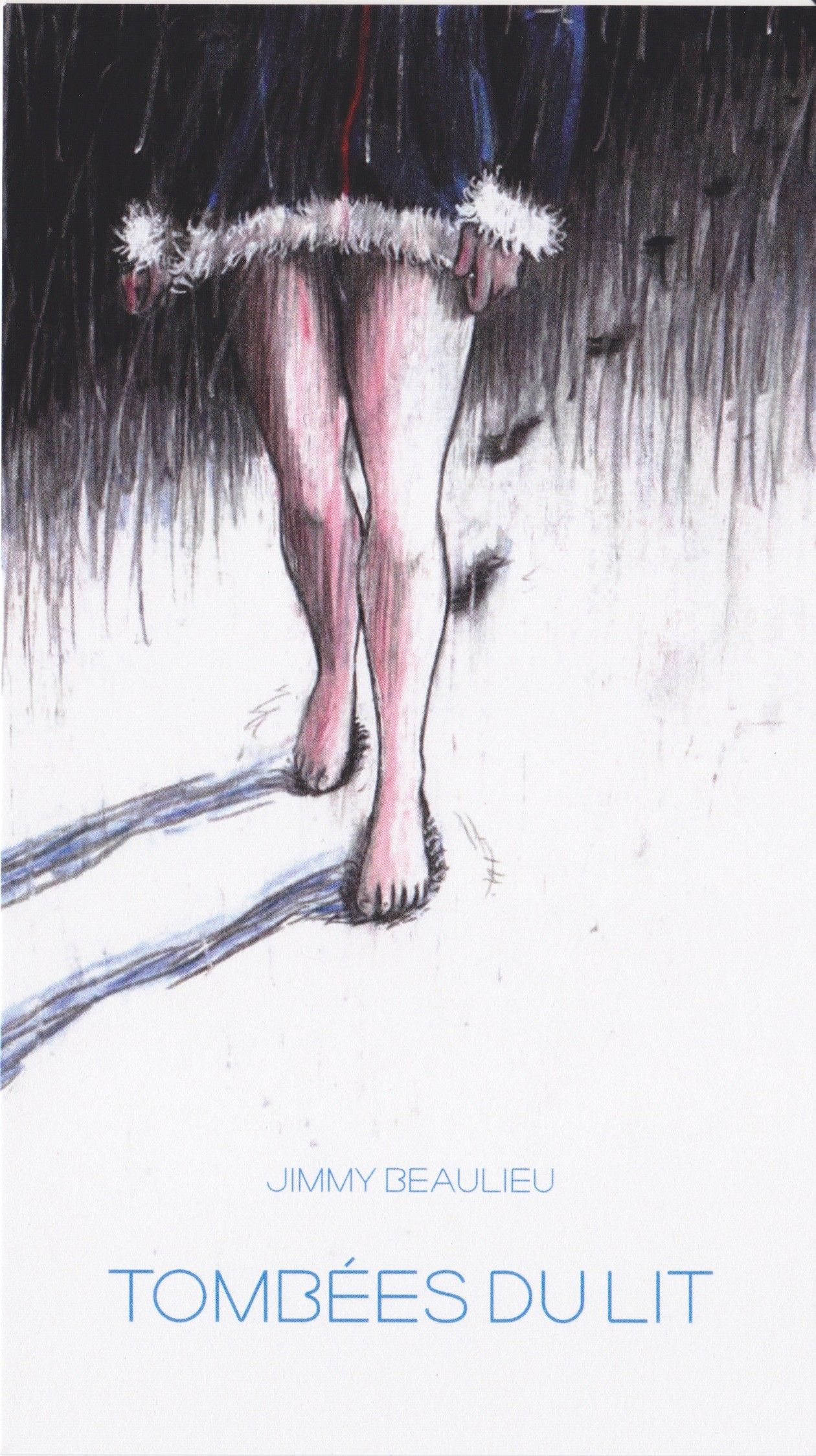 Jimmy Beaulieu Tombes Du Lit Love Illustration