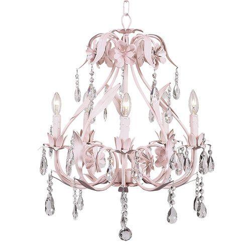Kids pink crystal chandelier nursery room decor light fixture 359 kids pink crystal chandelier nursery room decor light fixture lighting jewels aloadofball Choice Image