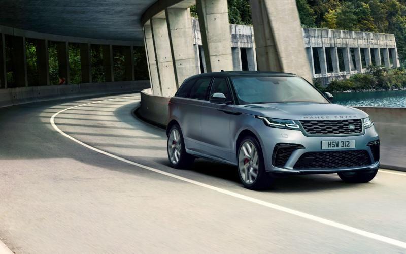 Land Rover Range Rover Velar Svad 2020 Land Rover Range Rover Volkswagen Touareg