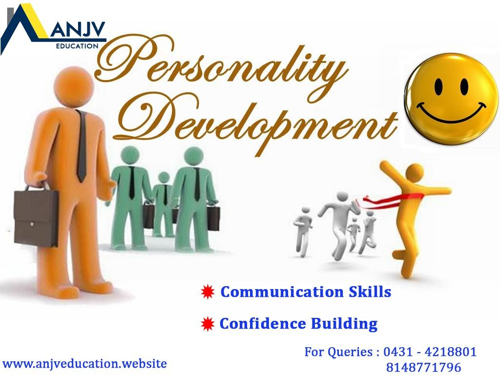 Basic Personality Development Training For Students For