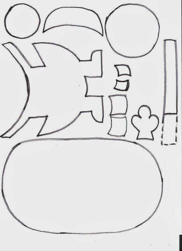 MINION template … | Bulletin Boards | Pinte…