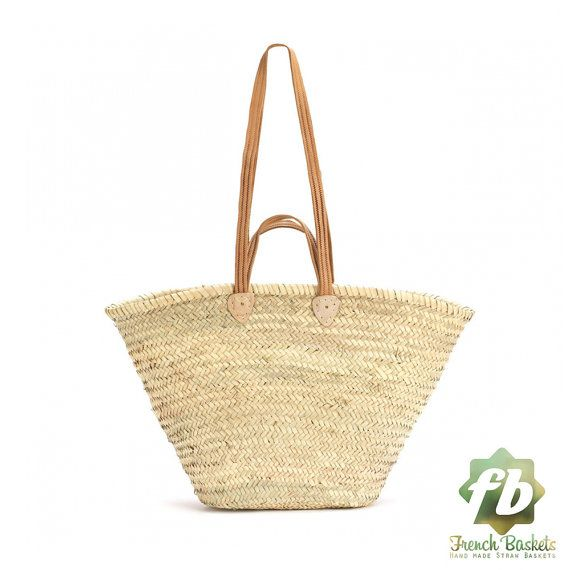 8e561b31c8 straw bag French Basket