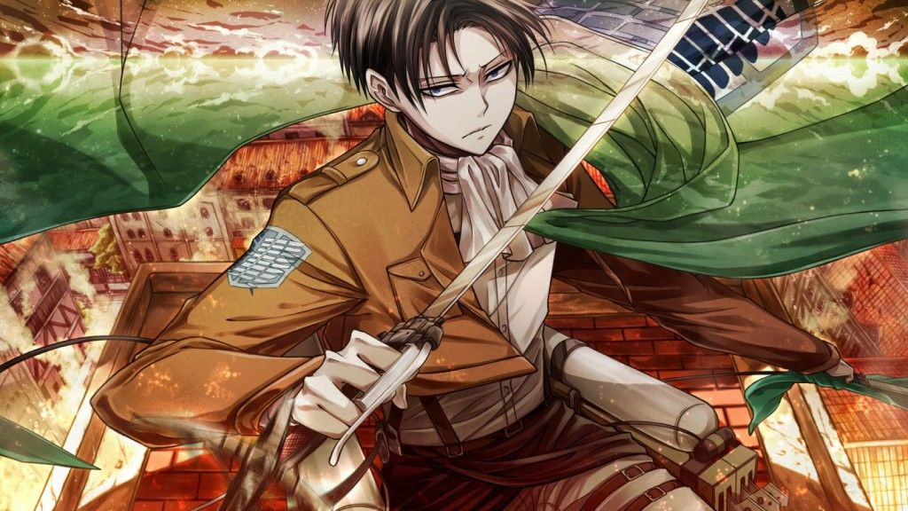 Levi ackerman mad attack on titan wallpaper hd aot pinterest levi ackerman mad attack on titan wallpaper hd voltagebd Image collections