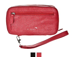 Womens Portable Leather Jewelry Case at WalletBe.com