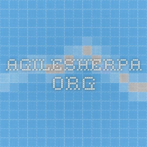 agilesherpa.org