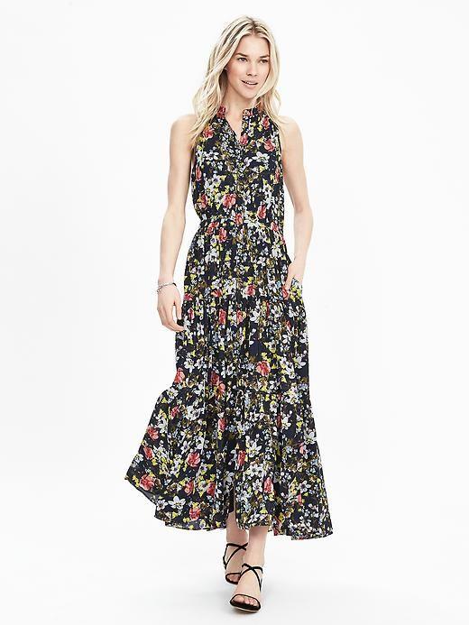 1e796f41628f Floral Maxi Dress