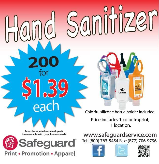 Help Keep Your Customer S Germ Free With This Week S Special On