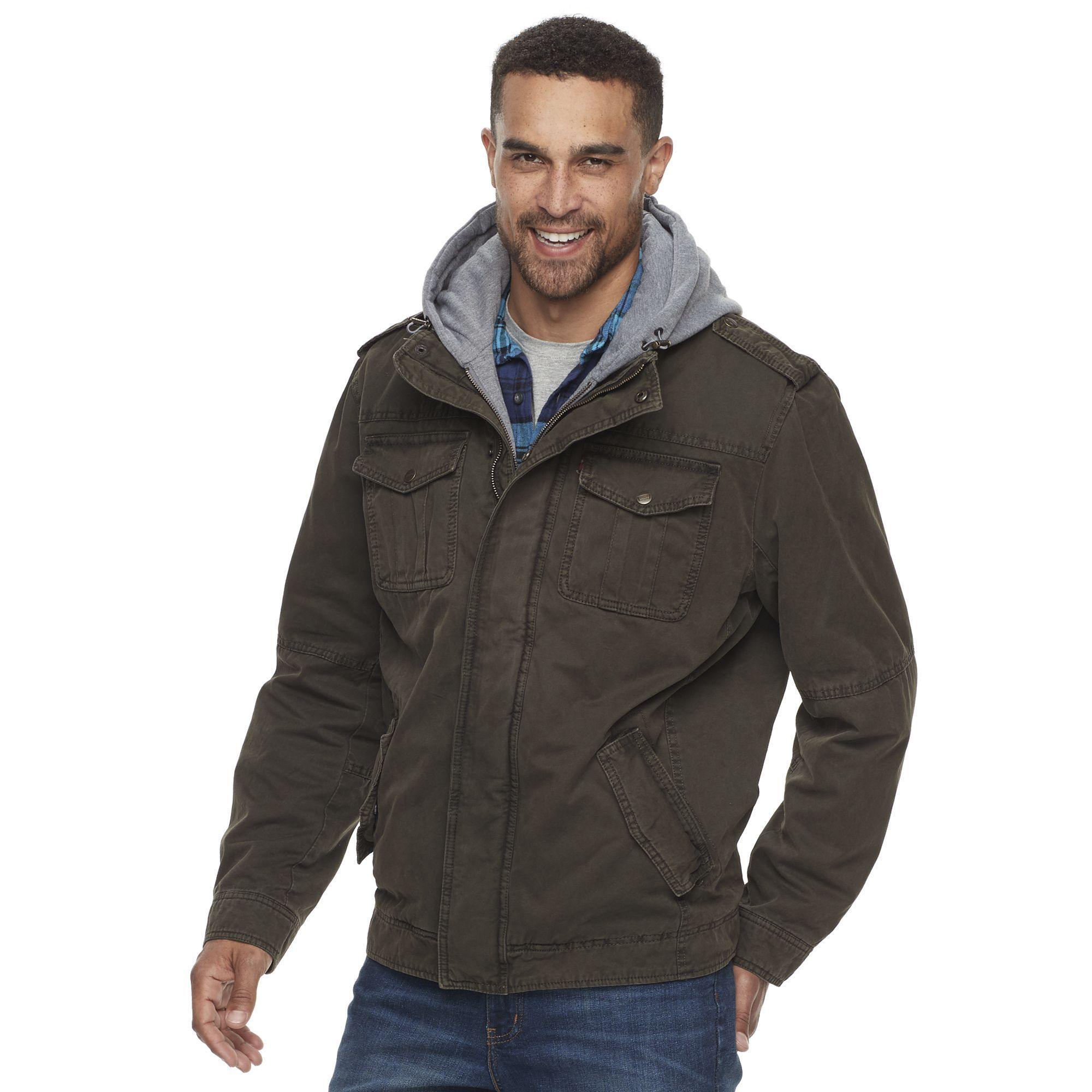 Men's Levi's® SherpaLined Trucker Jacket Jackets