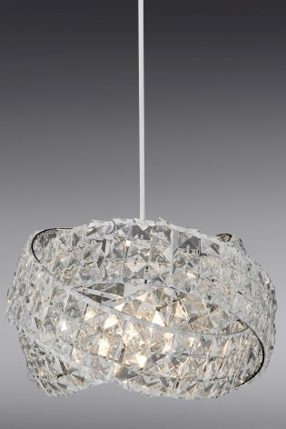 Venetian Easy Fit Clear Pendant From Next 60 And Then