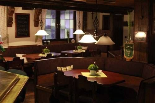 Hotel Restaurant Sch�tzenhof Ulmbach Located in Ulmbach in the Hessen Region, 27 km from Fulda, Hotel Restaurant Sch?tzenhof boasts a hot tub and sauna. The hotel has a children's playground and fitness centre, and guests can enjoy a meal at the restaurant.