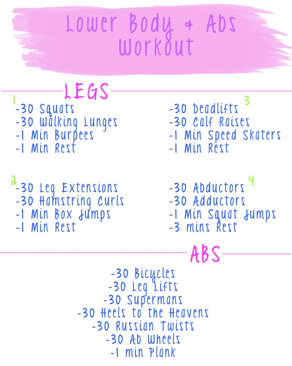 Discover Ideas About Body Weight Leg Workout Lower Routine
