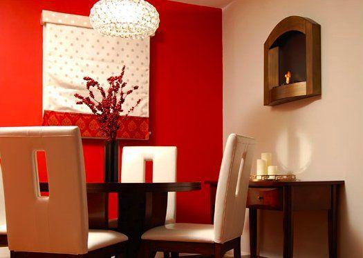 12 Como pintar mi sala comedor de dos colores