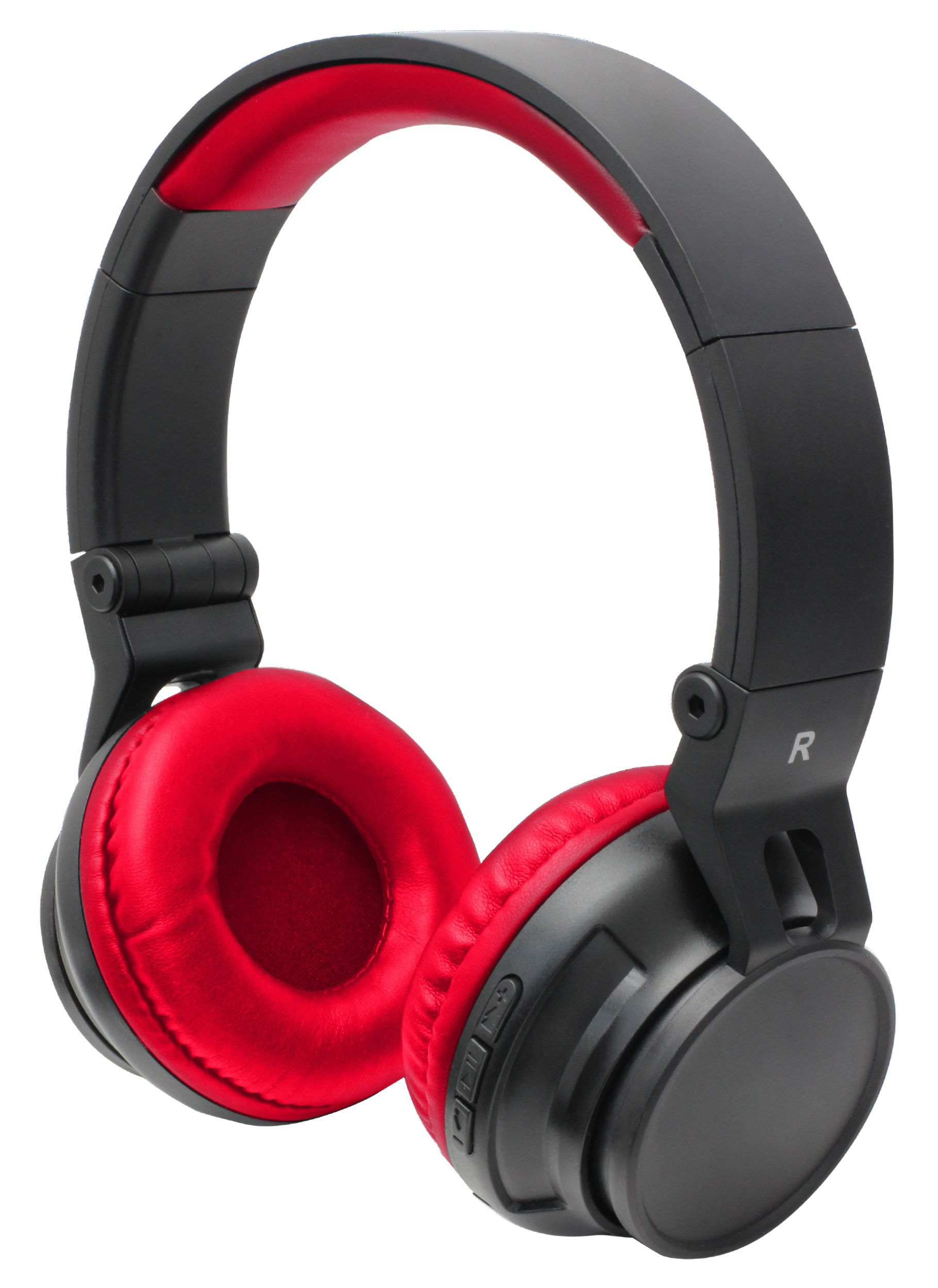 62d4a51be16 iWorld Dynamic Bluetooth Headphones Red - Electronics, Personal Electronics  at Academy Sports Red (HDY-1040) - Electronics, Personal Electronics at.
