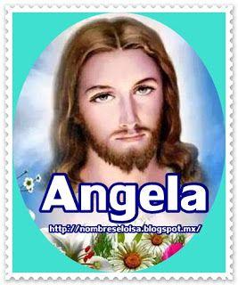 "Nombres "" Eloisa "": Hermosos Nombres (Jesús)"