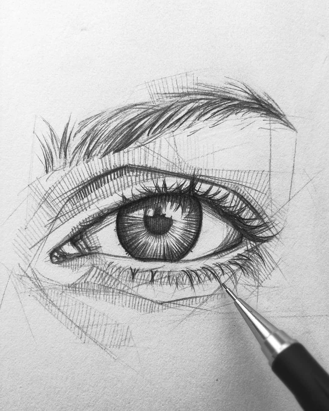 Photo of Pencil Sketch Artist Ani Cinski – Art – ARTWOONZ