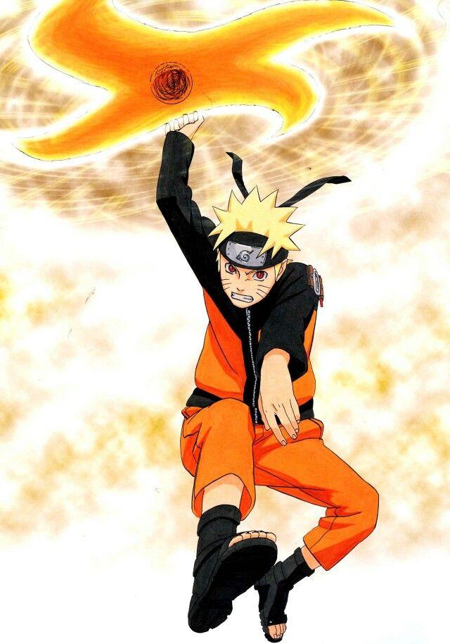 Naruto Rasen Shuriken Naruto Shippuden Anime Naruto Uzumaki Shippuden Naruto Uzumaki