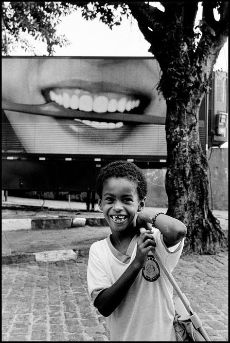 © Elliott Erwitt/Magnum Photos BRAZIL. Bahia. 2005.