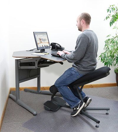 Don T Let Long Hours Spent At Your Desk Cause Back And Neck Pain