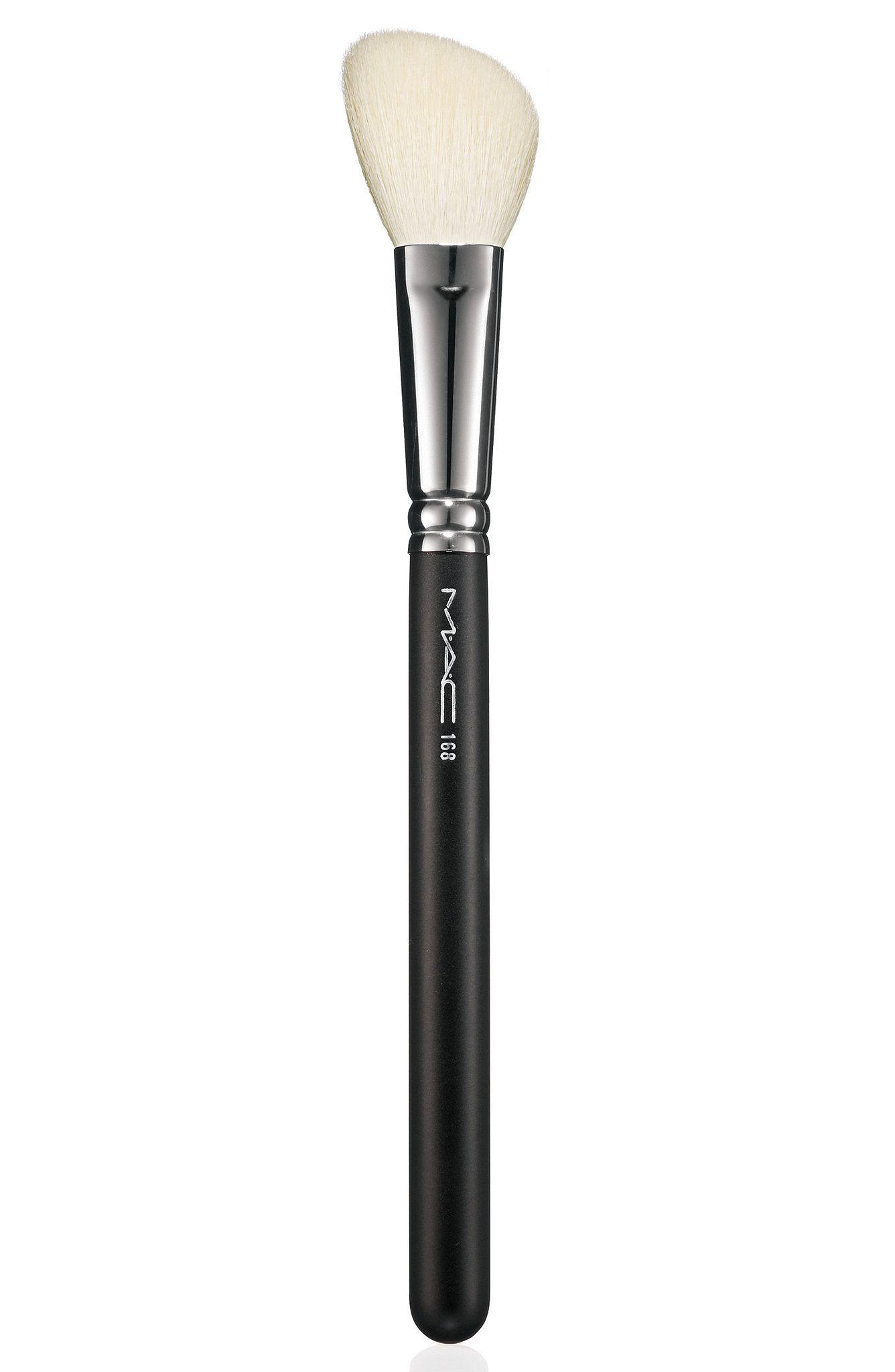 168 Large Angled Contour Brush, $65 | Contour brush ...