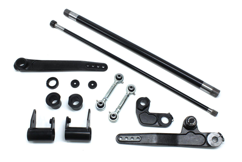 JK 0-3 Inch Front Dual Rate S/T Swaybar Kit 07-Pres Wrangler JK TeraFlex