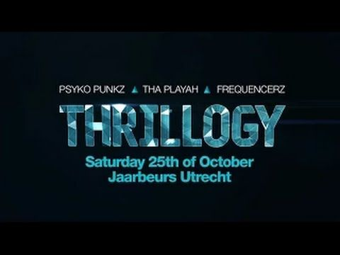 Thrillogy 2014 - Hardstyle / Hardcore - Goosebumpers #FM40