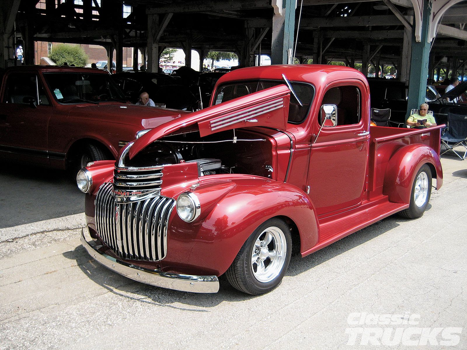 1941 chevrolet truck image 2009 ppg nationals 1941 chevy pickup truck
