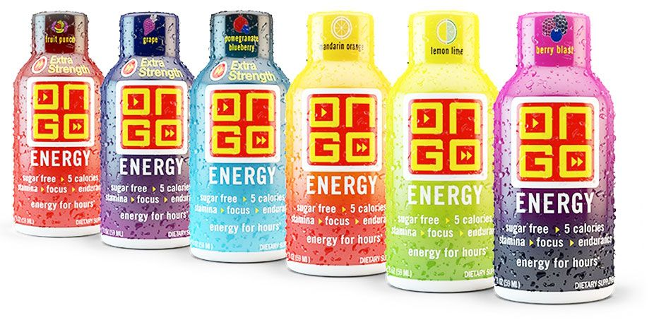 Aspen Fitness Products On Go Energy Shot Flow Energy Shots Energy Energy Drinks