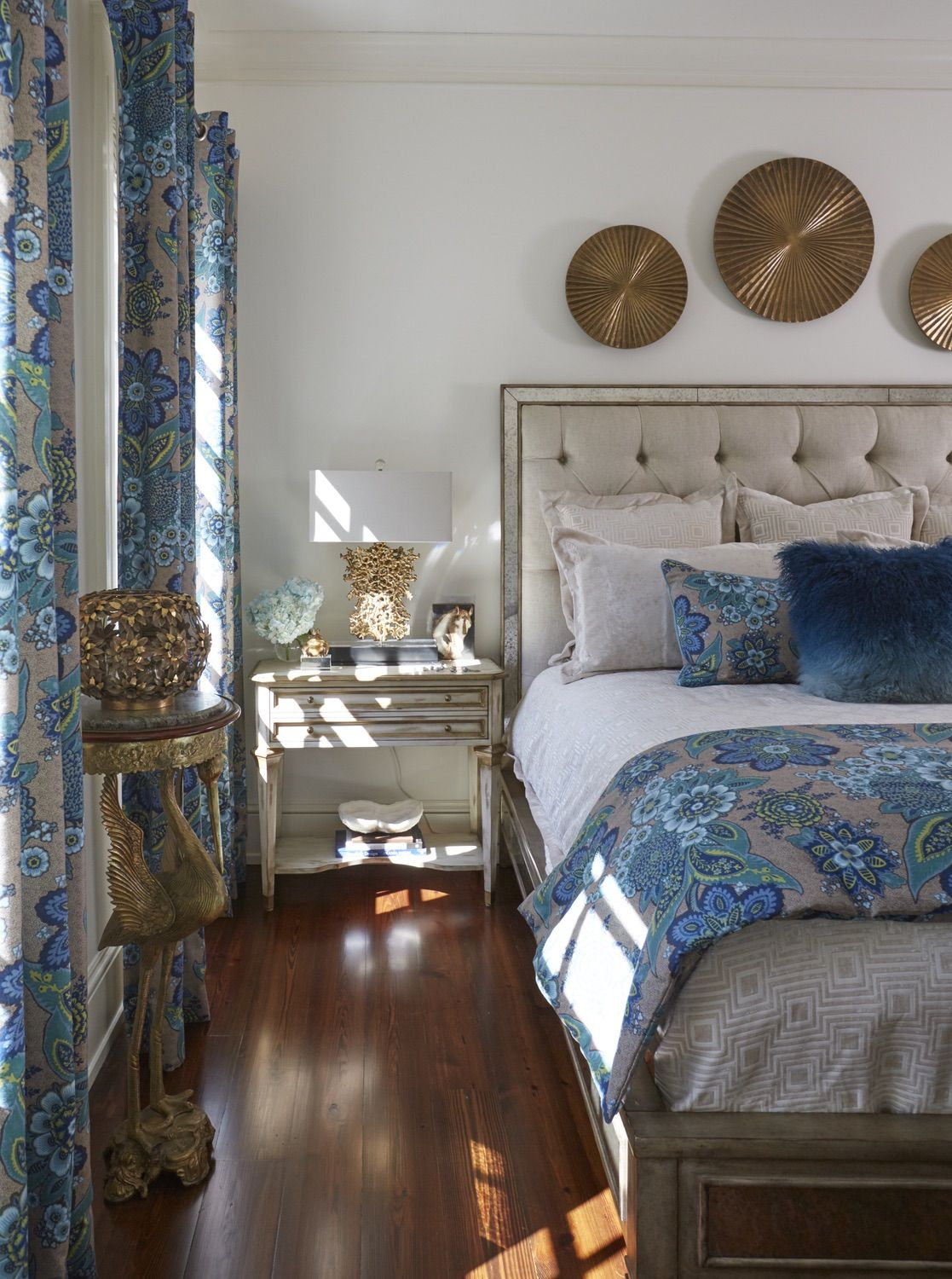 Old World Chic | Traditional, Bedrooms and Interiors