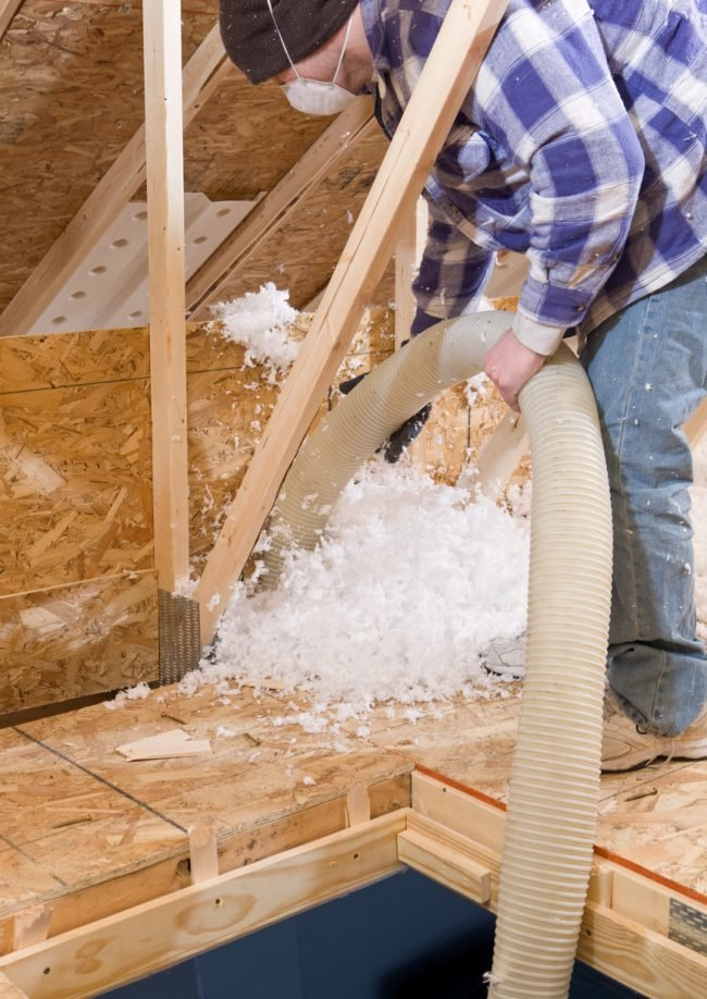 5 Things To Know About Blown In Insulation In 2020 Blown In Insulation Insulation Ceiling Insulation
