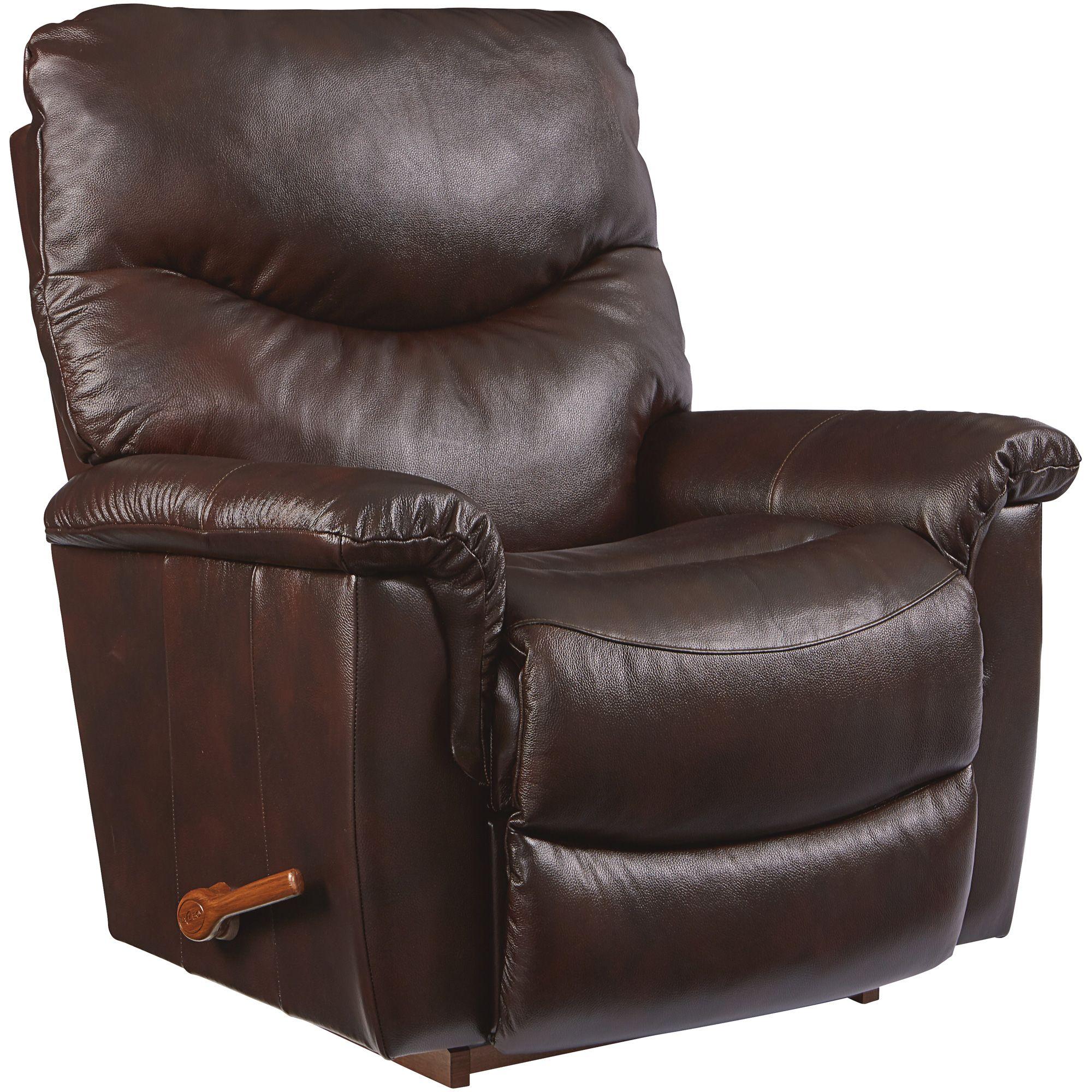 James Walnut Recliner Rocker recliners, Power recliners
