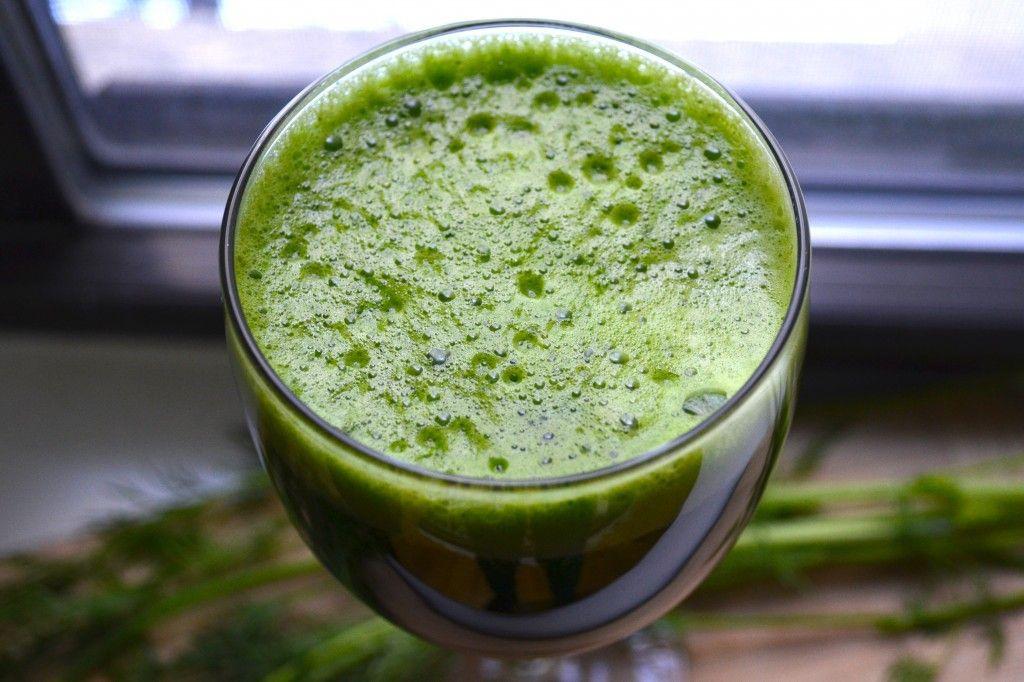 Kiss Me Kale Juice