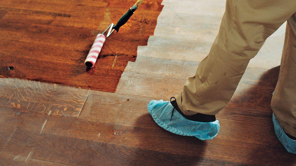 How to Refinish Wood Floors in 2020 Best wood flooring