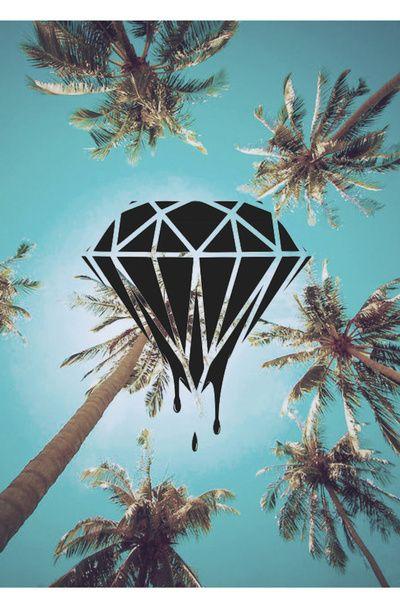 Diamond supply art print prints pinterest diamond supply diamond supply co voltagebd Gallery