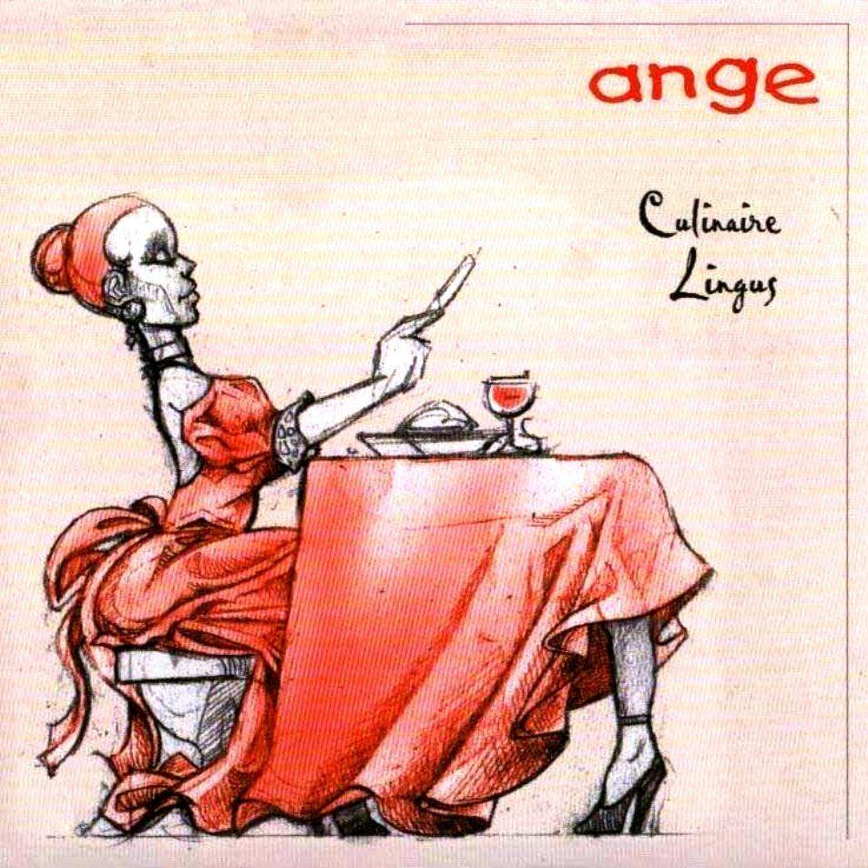 Ange - Culinaire Lingus