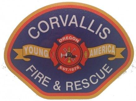 Corvallis Rural Fire Protection District Logo